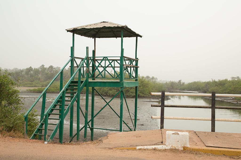 Kotu bridge Gambia