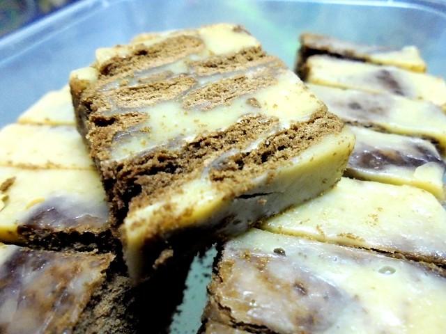 Bandong Horlicks honey cake