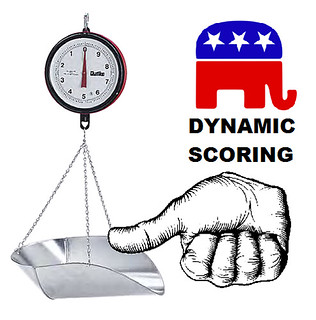 The New GOP Math: 'Dynamic Scoring' Doesn't Add Up.