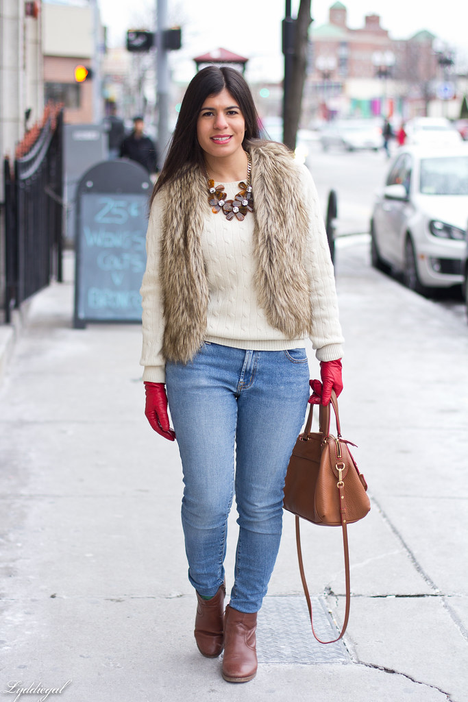 cream sweater, denim, fur vest.jpg