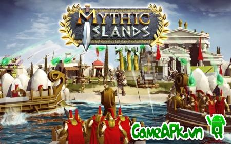 Mythic Islands v1.3 hack full cho Android