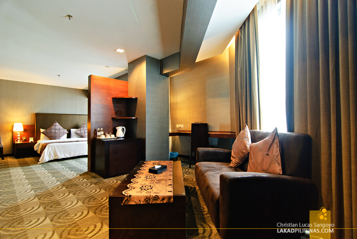 StarPoints Hotel Suite in Kuala Lumpur