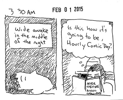 Hourly Comic Day 2015 330am
