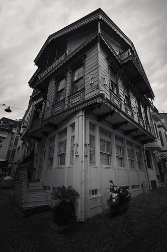 House in Ortaköy.