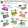 [ free bid ] My Pet Budgie Playground Gacha Ad