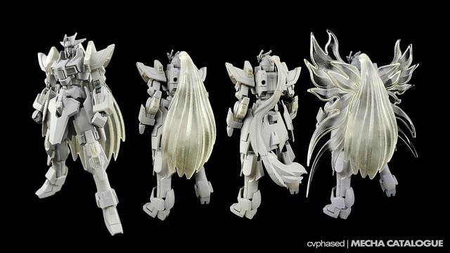 HGBF Denial Gundam - Prototype Shots