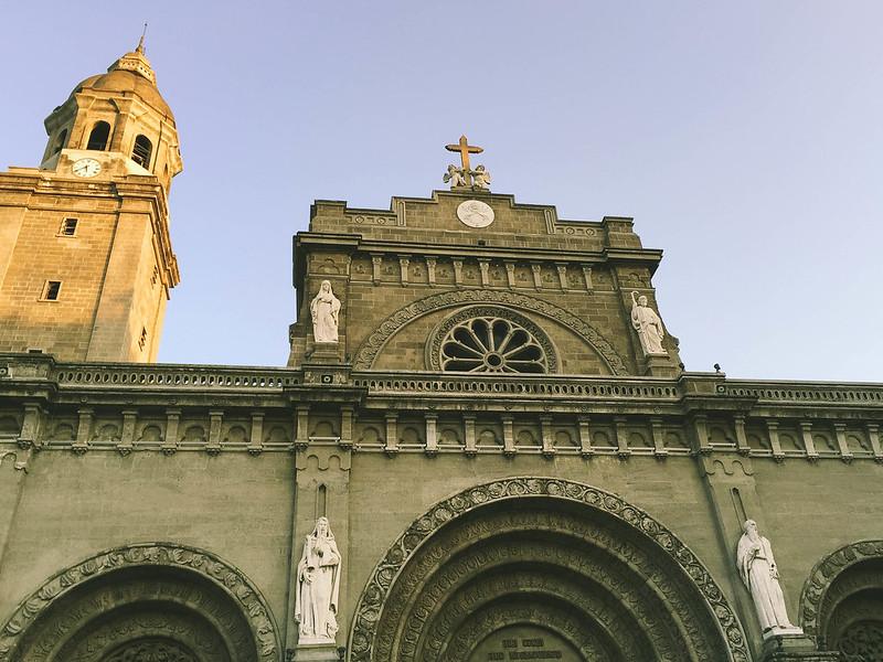 Muni Creative Mornings 12 at Manila Cathedral Intramuros