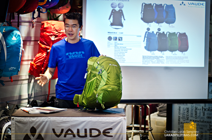 Vaude Backpack at Tripologie