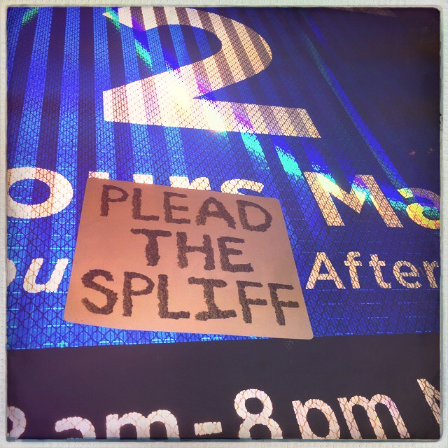 Plead the Spliff