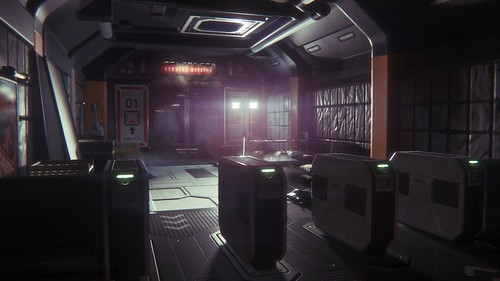 Alien: Isolation DLC - The Trigger