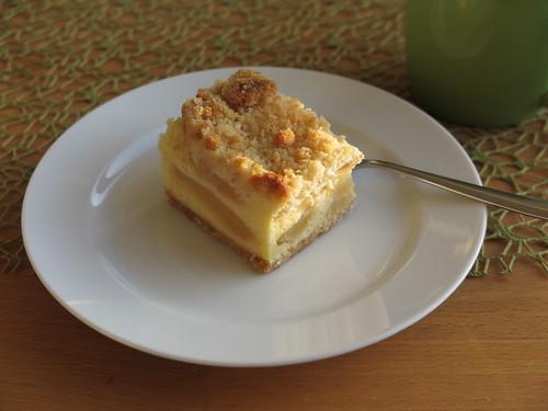 Apfel-Aprikosen-Kuchen