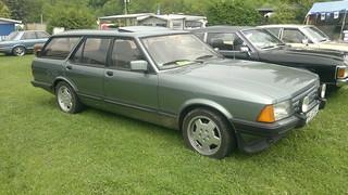 Ford Granada 2,3 GL Turnier, MK III, Mod. 1984