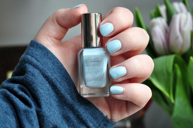 notd-barry-m-gelly-nail polish-huckleberry-rottenotter-rotten-otter-blog