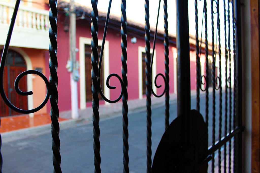 Granada gates