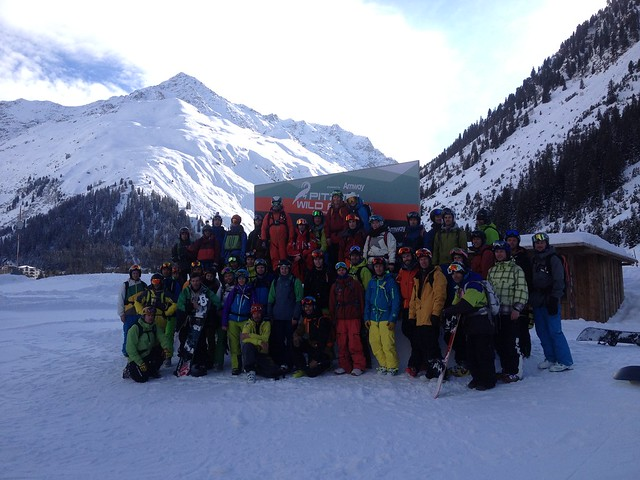 Pitztal Wildface Face Check Crew