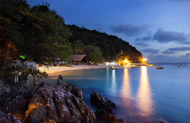 Slow Shutter - Pulau Kapas