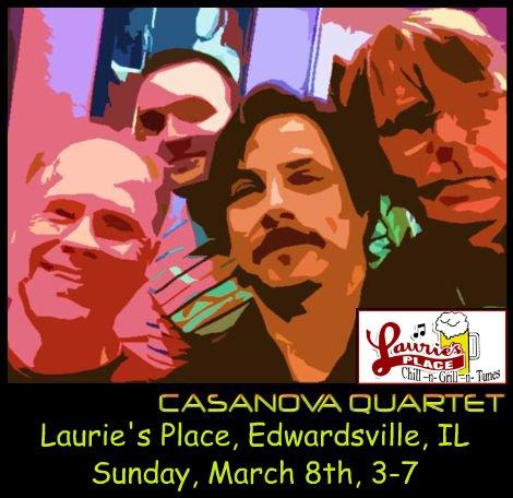 Casanova Quartet 3-8-15