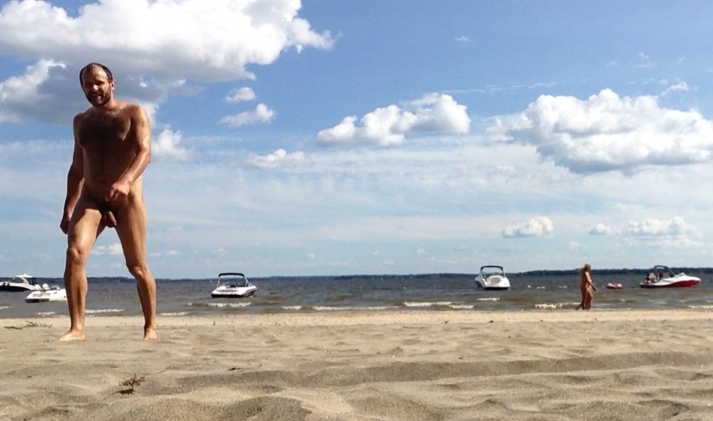 Nude beaches in montreal