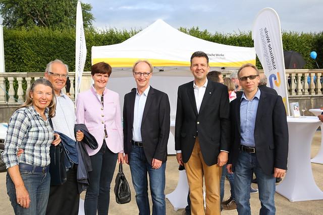 Sommernachts-Open-Air in die Kasseler Karlsaue - 16. Juli 2016