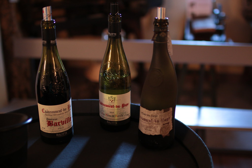 provence village chateauneuf du pape wine museum 1provence village chateauneuf du pape wine museum 13