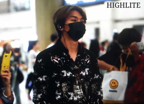 Big Bang - Incheon Airport - 26jul2015 - High Lite - 04