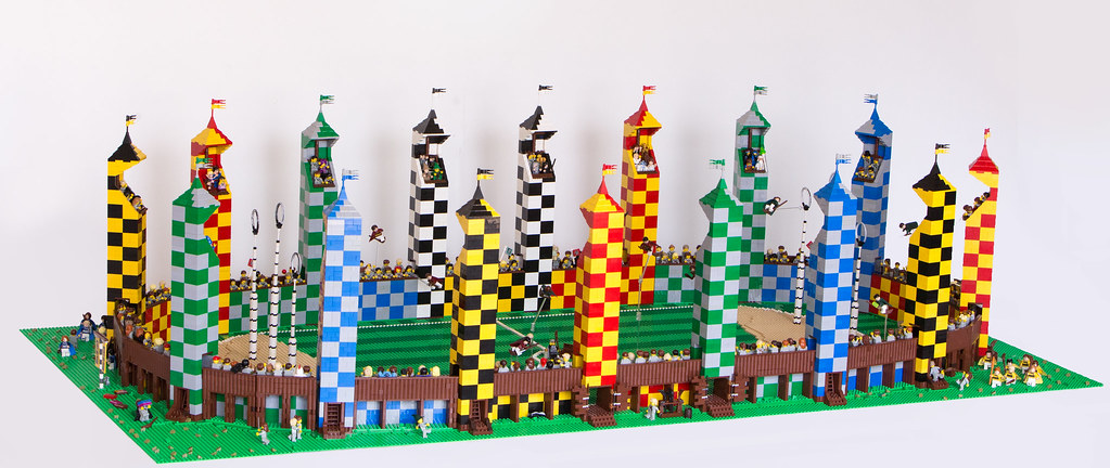 Harry Potters Quidditch
