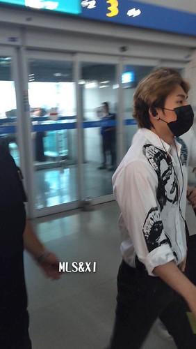 Big Bang - Incheon Airport - 07aug2015 - MyLadies - 13