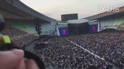 BIGBANG 10th Anniversary Concert Osaka Day 1 2016-07-29 (1)