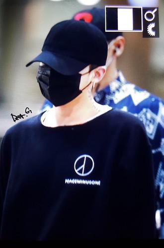 BIGBANG Arrival Seoul from Dalian 2016-06-26 (15)