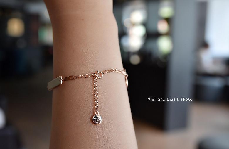 IDEA ROCK情侶手鍊戒指項鍊手環銀飾19