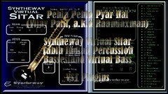 Syntheway Virtual Musical Instruments  Software Synthesis and