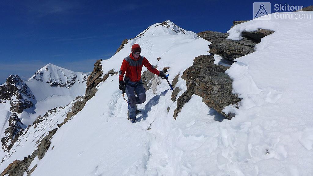Rosenhorn (day 5, h.r. Swiss Glacier) Berner Alpen / Alpes bernoises Switzerland photo 13