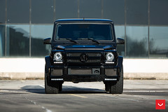 Yoventura Mercedes-Benz G63 - Vossen VFS-1 Wheels - © Vossen Wheels 2015 - 1028