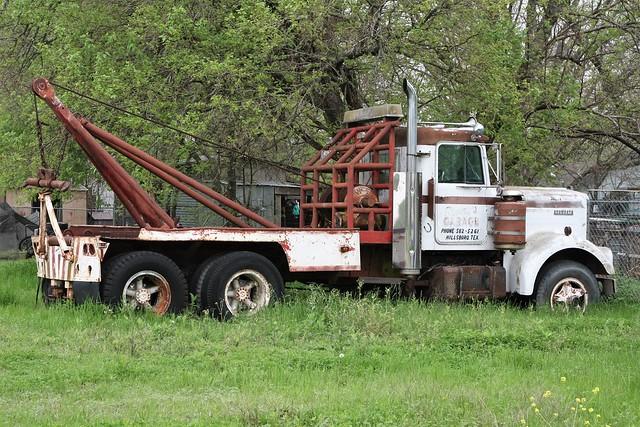 Kenworth Wrecker, Hillsbro TX