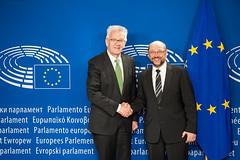 Kretschmann zu Antrittsbesuch in Brüssel
