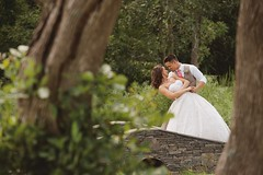 Baltimore Wedding Photographer | Summer's dip