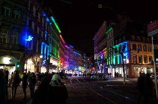 Illuminations Rue de la Mésange
