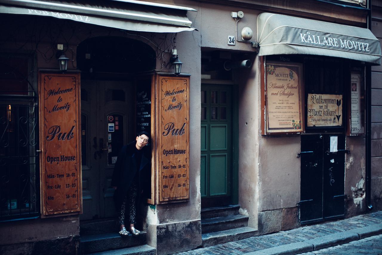 Pub Movitz, Gamla Stan, Stockholm