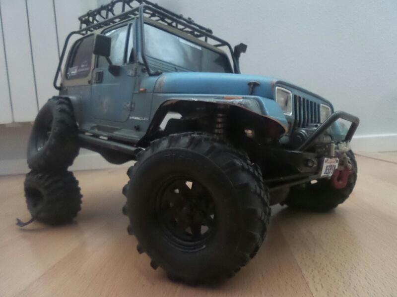 Jeep Wrangler YJ RcModelex 15441679554_c7abec33c5_o