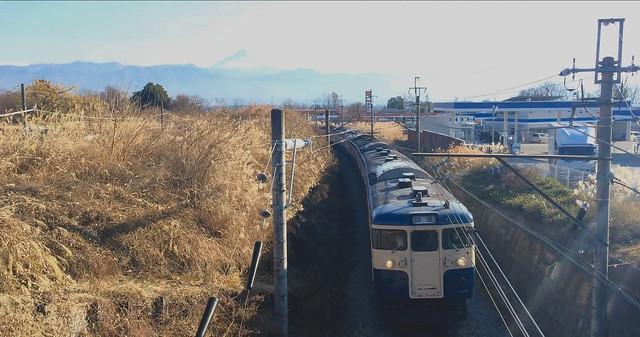 山スカ廃回 トタ115 M11+M5 中央線