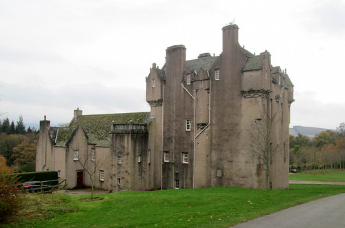 Crathes Castle 1