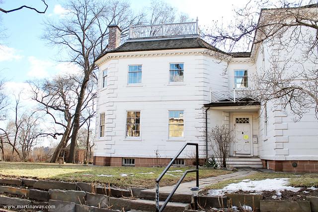 Morris-Jumel Mansion, Harlem.