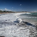 Ibiza - Temporal en la playa de las Salinas -  Storm sea on the beach of Salinas