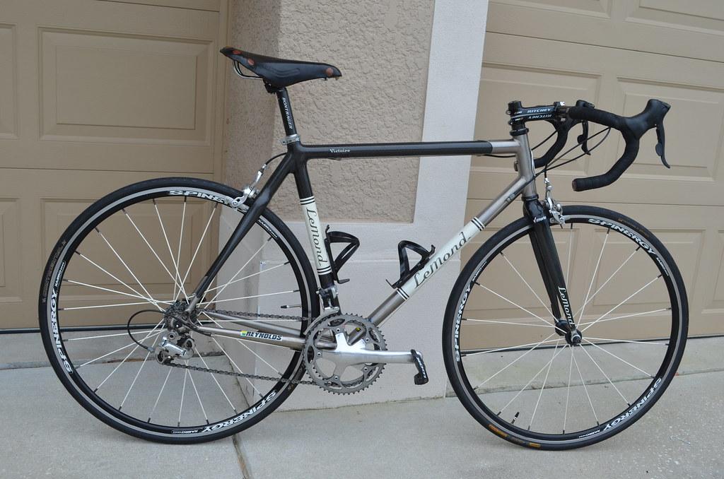 lemond victoire titanium carbon tampa bike trader