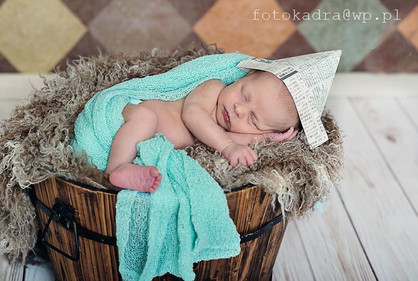 zdjęcia noworodków Marcel Grudziądz