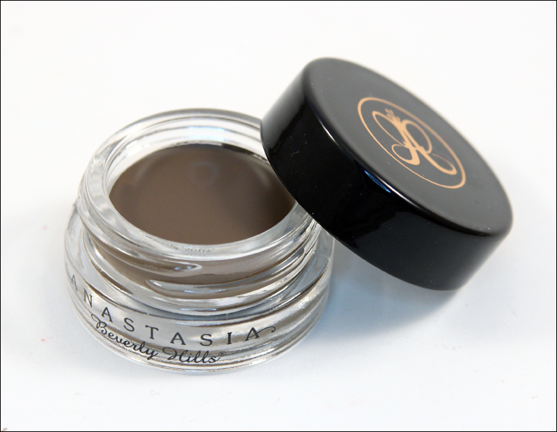 Anastasia dark brown dip brow pomade1