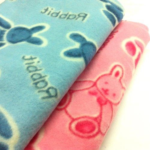 【限宅配】RABBIT 玩偶熊 刷毛布 衣物 保暖衣物內裡 冷氣毯  LC690015