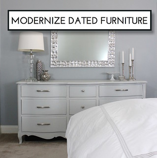 Modernize Dated Furniture