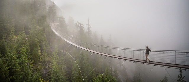 Sea to Sky Gondola Outtakes Squamish British Columbia Canada