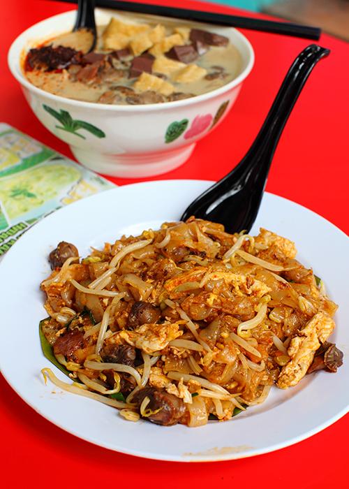 chew jetty penang Char-Koay-Teow